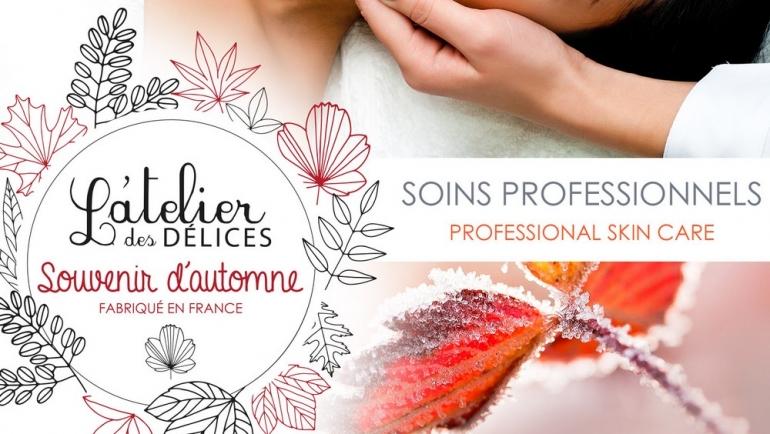 L'atelier des délices Souvenir d'automne