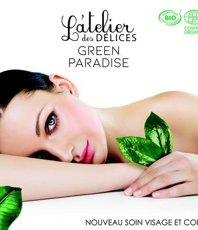 Coffret cadeau Green Paradise